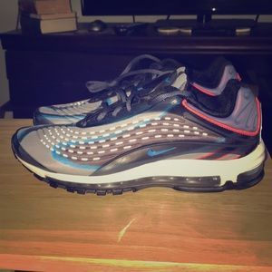 NIKE AIR MAX 97 DELUXE THUNDER/ PHOTO BLUE 97 98
